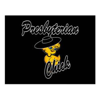 Presbyterian Chick #4 Postcard