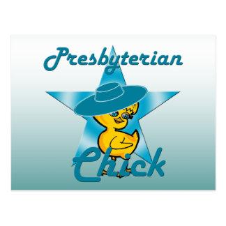 Presbyterian Chick #7 Postcard