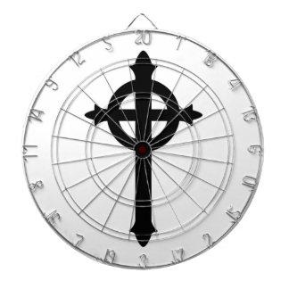 Presbyterian Cross Dartboards