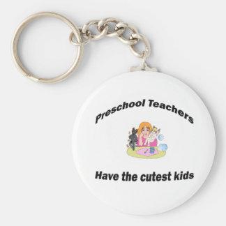 preschool and kids keychain