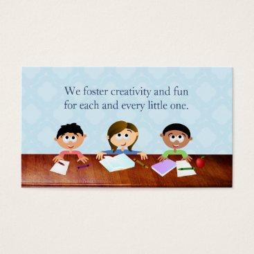 PreSchool Business Cards