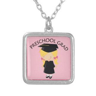 Preschool Girls Graduation Gift Necklace