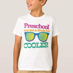 Preschool Shirt 1st Day of School Shirt First Day of Pre-K First Day of School Shirt Preschool Where The Adventure Begins\u00ae