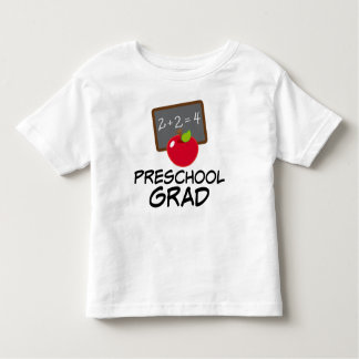 Preschool Graduation Gift Tee Shirt