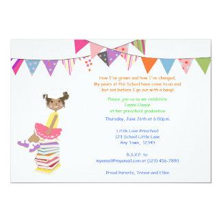 Preschool or Kindergarten Invitations