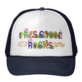 Preschool Rocks - Stars Trucker Hat