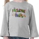 Preschool Rocks - Stars Shirt