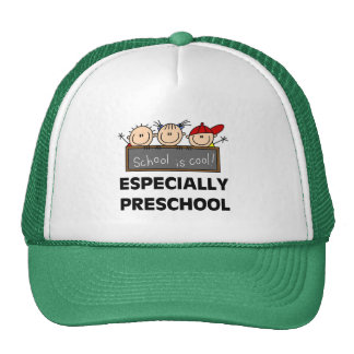 Preschool School is Cool Tshirts and Gifts Hat