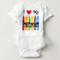 preschool teacher baby bodysuit