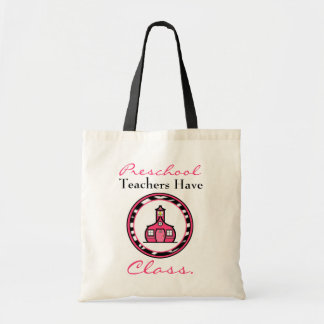 Preschool Teacher Bag - Teachers Have Class