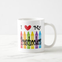 preschool teacher coffee mug
