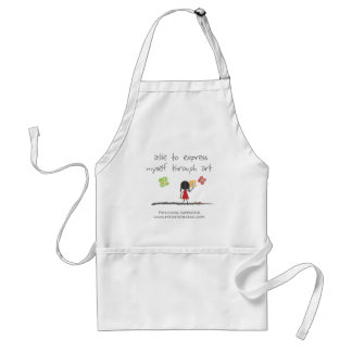 Preschool Teacher Comments Adult Apron