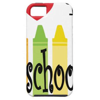 preschool teacher iPhone SE/5/5s case