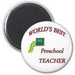 Preschool Teacher Magnets