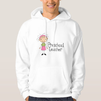 Preschool Teacher Pullover