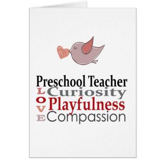 Preschool Teachers Do Kids a World Of GOOD Greeting Cards