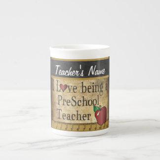 Preschool Teacher's Vintage Unique Style Tea Cup
