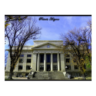Prescott, Arizona Court House Postcard