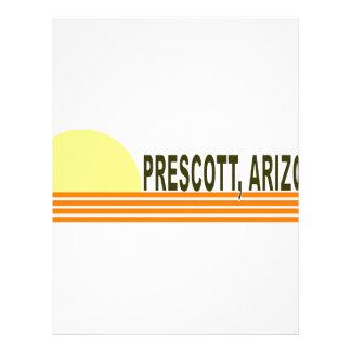 Prescott, Arizona Membrete A Diseño