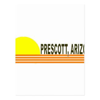 Prescott, Arizona Postcard