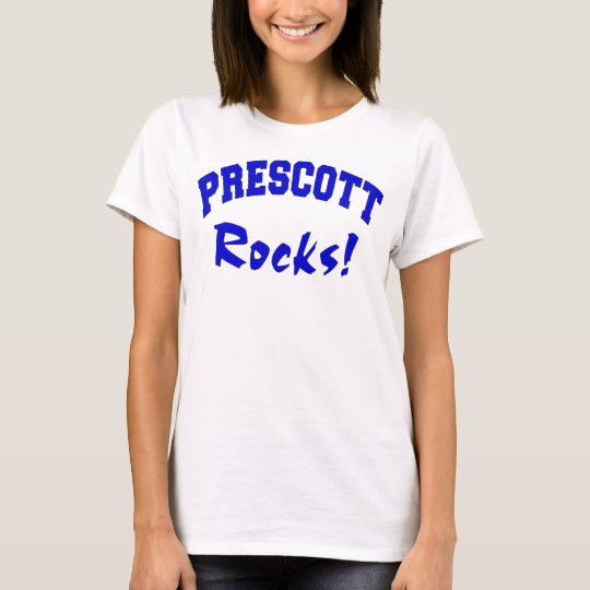 Prescott Badgers Rock! T-Shirt