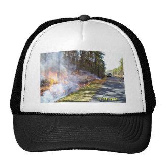 Prescribed Burn at Chesapeake Marshlands National Mesh Hat