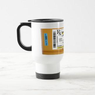 Prescripción adaptable RX de la taza de café
