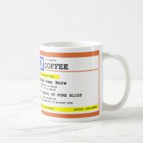 Prescription Coffee Personalized Coffee Mug