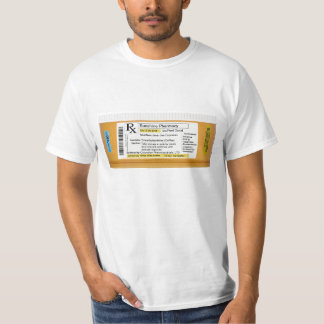 Prescription for Coffee T-Shirt
