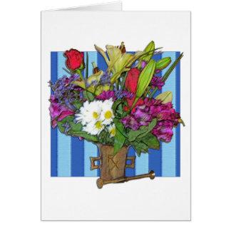 Prescription For Flowers Card