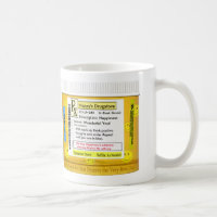 Prescription for Happiness Coffee Mug