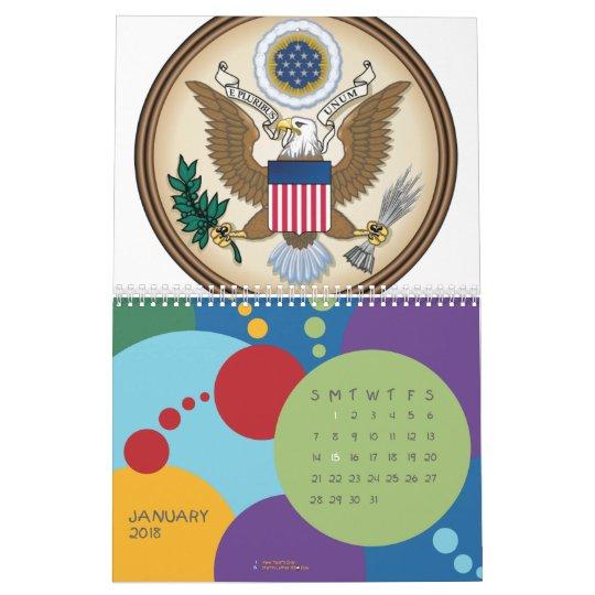 Presdiental Calendar