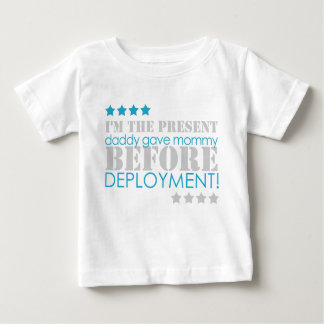 Present between deployments t shirts