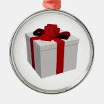 Present Christmas Tree Ornaments