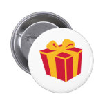 Present gift box buttons