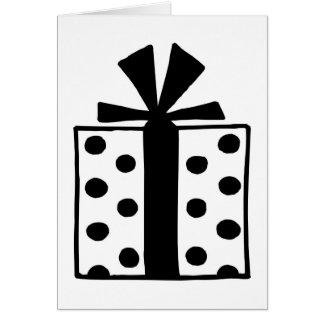 present greeting card