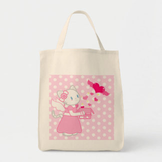 Present of Love: Angel Kitty Bag