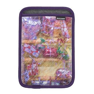 Present wall sleeve for iPad mini