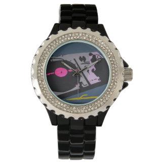 """""""Presenta"""" en un reloj"""