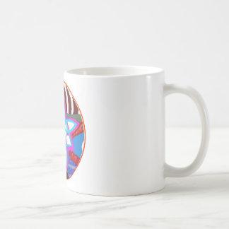 Presentación artística de la LUNA del SOL n Taza De Café