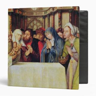 """Presentación de Cristo en el templo Carpeta 1 1/2"""""""