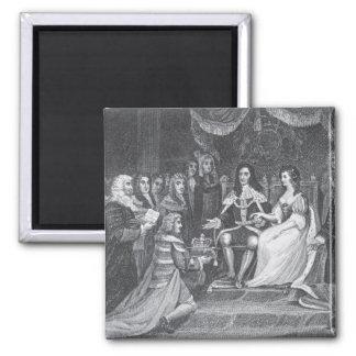 Presentación de la Declaración de Derechos Imán De Nevera