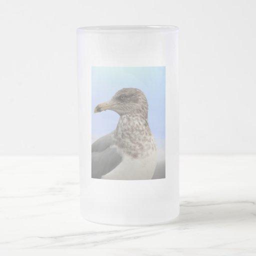 Presentación de la gaviota taza