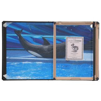 Presentación de la orca iPad carcasas
