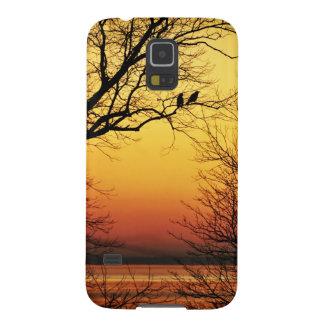 Presentación de la salida del sol para Samsung Carcasa De Galaxy S5