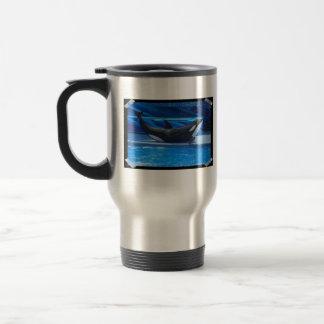 Presentación de la taza del viaje de la orca