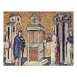 Presentación del Jesús infantil en el templo cerca Invitación Personalizada