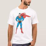 Presentación del superhombre playera