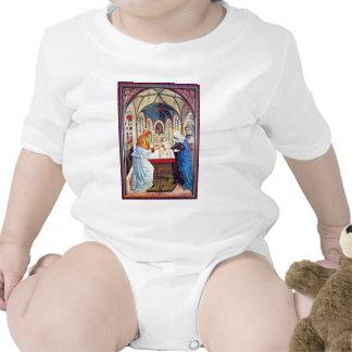 Presentación en el templo de Meister Der Pollinge Camiseta