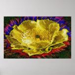 Presentación floral de NOVINO - decoración fina Posters